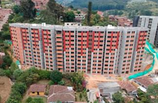 Proyecto de vivienda almendros